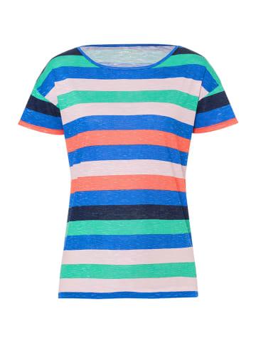 Timezone Shirt meerkleurig