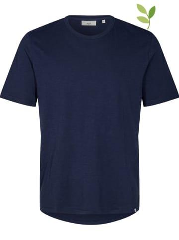 "Minimum Shirt ""Delta"" in Dunkelblau"