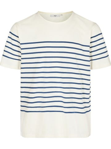 """Minimum Shirt """"Balser"""" in Blau/ Weiß"""
