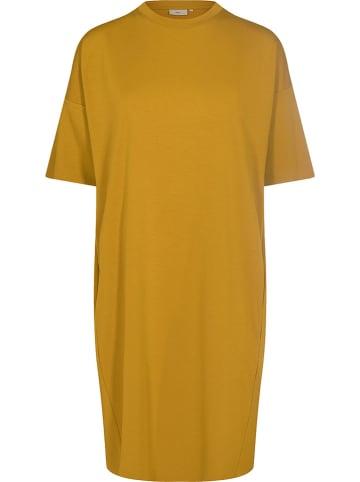 """Minimum Sukienka """"Regitza"""" w kolorze jasnobrązowym"""