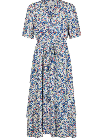 """Minimum Sukienka """"Birgitha"""" w kolorze kremowym ze wzorem"""