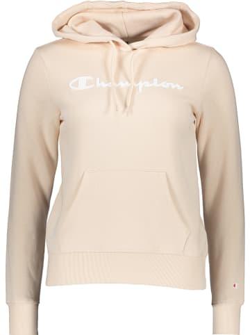 Champion Sweatshirt in Beige