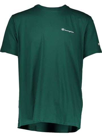 Champion Shirt in Grün