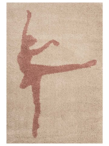 "Zala Living Geweven tapijt ""Ballerina Stella"" beige"