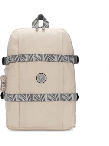 """Kipling Plecak """"Tamiko"""" w kolorze beżowym - 30 x 45 x 15,5 cm"""