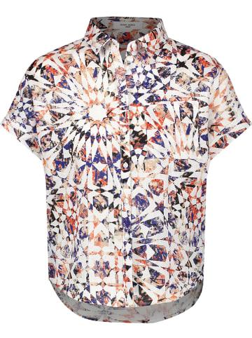 Gerry Weber Linnen blouse meerkleurig