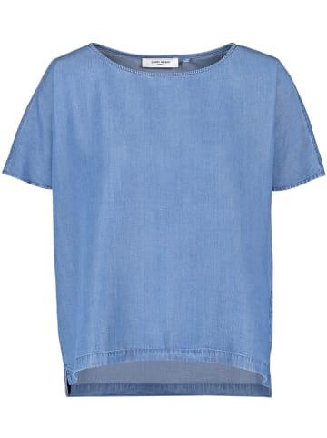 Gerry Weber Bluzka dżinsowa w kolorze niebieskim