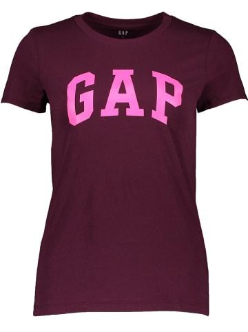 GAP Koszulka w kolorze fioletowym