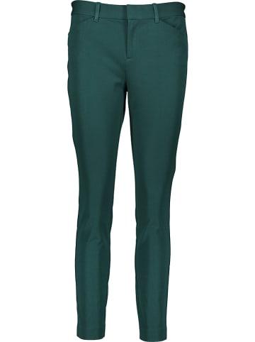GAP Spodnie w kolorze ciemnozielonym