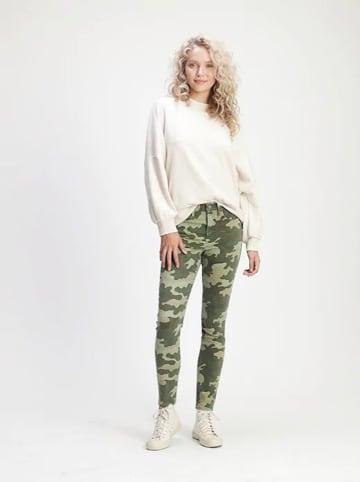 GAP Dżinsy - Skinny fit - w kolorze khaki