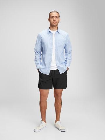 GAP Shorts in Schwarz