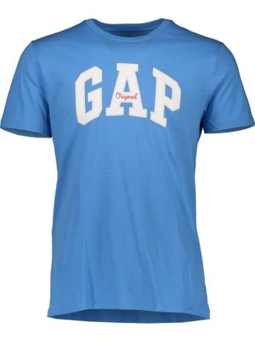 GAP Koszulka w kolorze niebieskim
