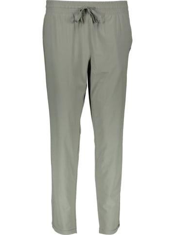 GAP Spodnie sportowe w kolorze khaki