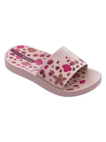 """Ipanema Pantoletten """"Urban II Slide"""" in Pink"""
