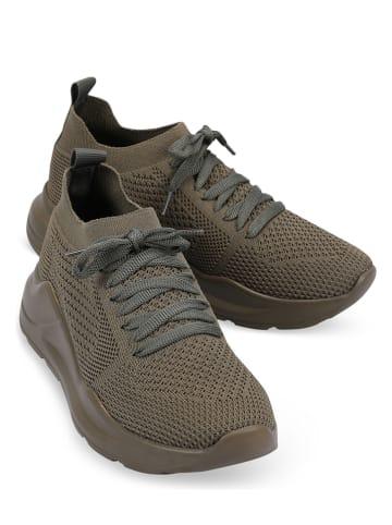 Aéropostale Sneakers kaki