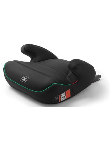 """Babyauto Siedzisko samochodowe """"BB Fix"""" w kolorze czarno-zielonym - grupa 2/3"""