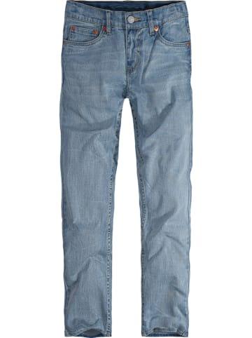 Levi's Kids Dżinsy - Regular fit - w kolorze błękitnym