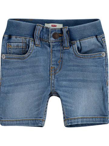 Levi's Kids Szorty dżinsowe w kolorze niebieskim