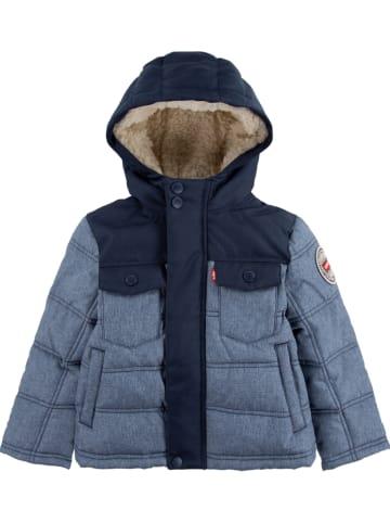 Levi's Kids Kurtka zimowa w kolorze niebieskim