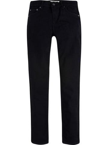 Levi's Kids Dżinsy - Skinny fit - w kolorze czarnym