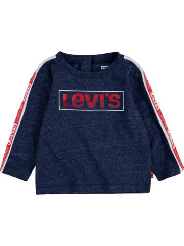 Levi's Kids Koszulka w kolorze granatowym