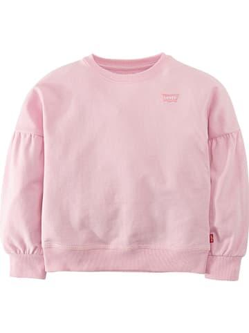 Levi's Kids Sweatshirt lichtroze