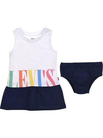 Levi's Kids 2-częściowy zestaw w kolorze białym