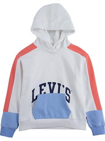 Levi's Kids Bluza w kolorze białym