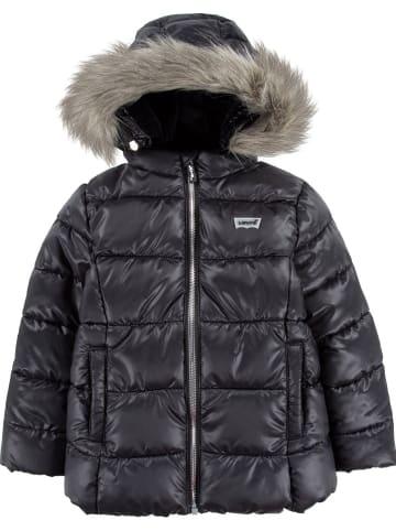 Levi's Kids Kurtka zimowa w kolorze czarnym