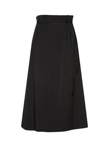 PATRIZIA ARYTON Spódnica w kolorze czarnym ze wzorem