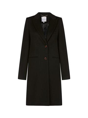 PATRIZIA ARYTON Welniany płaszcz w kolorze czarnym