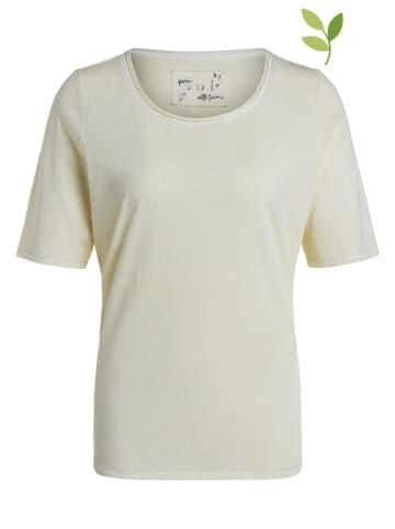 Oui Shirt in Creme