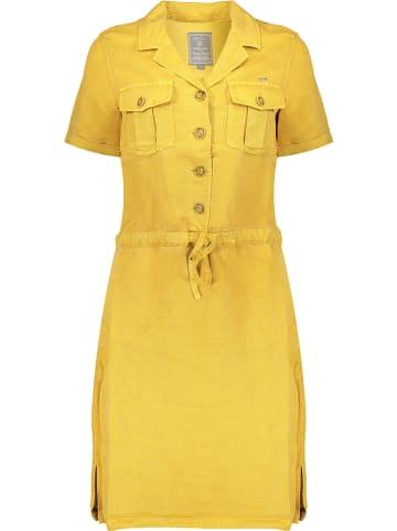 Geisha Jurk in geel