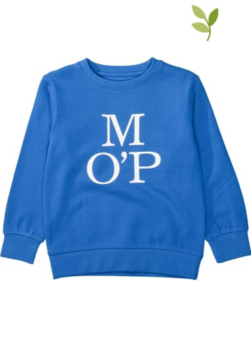 Marc O'Polo Junior Bluza w kolorze niebieskim