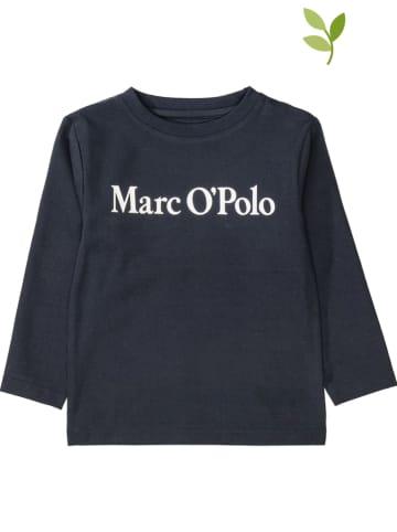 Marc O'Polo Junior Longsleeve in Dunkelblau