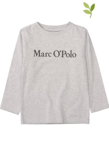 Marc O'Polo Junior Longsleeve in Grau