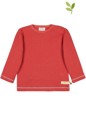 Loud + proud Koszulka w kolorze czerwonym
