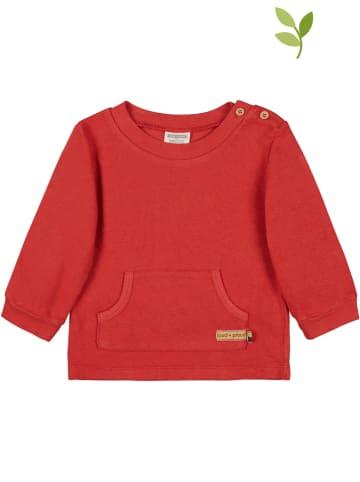 Loud + proud Bluza w kolorze czerwonym