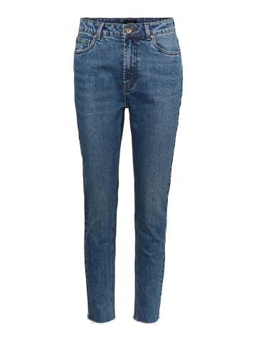 """Vero Moda Dżinsy """"Brenda"""" - Regular fit - w kolorze niebieskim"""