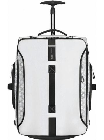 """Samsonite Plecak """"Star Wars - Stormtrooper"""" w kolorze białym - 40 x 55 x 25 cm"""