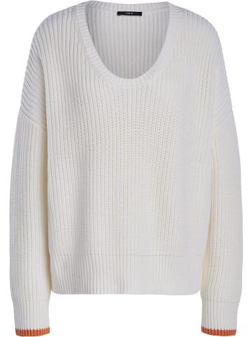 Set Pullover in Crème