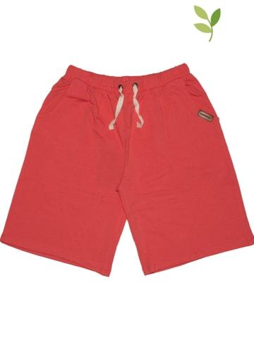 Walkiddy Szorty dresowe w kolorze czerwonym