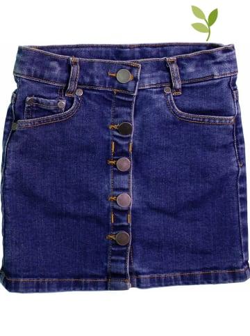Walkiddy Spódnica dżinsowa w kolorze granatowym