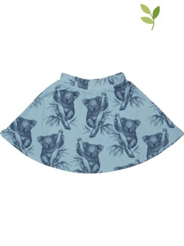 Walkiddy Spódnica w kolorze błękitnym
