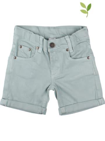 Walkiddy Szorty dżinsowe w kolorze błękitnym