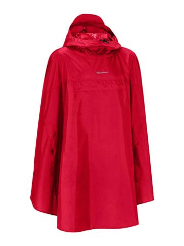 Gonso Peleryna funkcyjna w kolorze czerwonym
