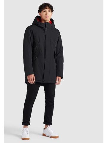 """Khujo Płaszcz zimowy """"Surfer"""" w kolorze czarnym"""