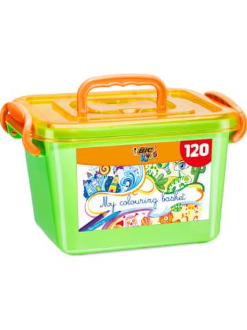 """Bic Zestaw do malowania """"My colouring basket"""""""