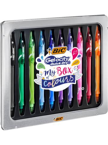 """Bic Długopisy żelowe (10 szt.) """"Gel-ocity Quick Dry"""""""