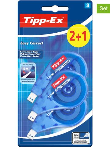"""TippEx Korektory w taśmie (6 szt.) """"Tipp-Ex Easy Correct"""""""
